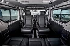 Renault Trafic Interieur Interior Renault Trafic Spaceclass Uk Spec 2017 Pr