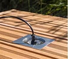 Prise De Sol Ip66 Inox Prise Audio 1 X Haut Parleur
