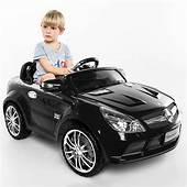 Costway 12V Mercedes Benz SL65 Electric Kids Ride