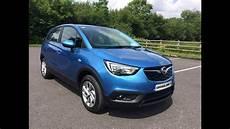 Review Test Drive 2017 Opel Crossland X Sc