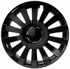 Radzierblenden 16 Zoll Schwarz - 4er set radkappen radzierblenden wind s black schwarz 16 zoll