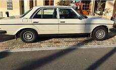 Troc Echange Mercedes 200 D Carte Grise Collection 1981