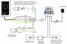 telephone jack wiring into home alarm system online
