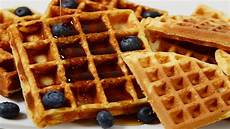waffles recipe demonstration joyofbaking com youtube