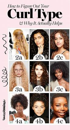 Curly Hair Types how to figure out your curly hair type and why it actually