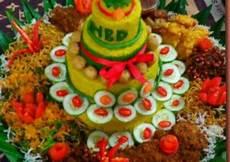 Resep Nasi Kuning Tumpeng Tradisional Syukuran Ultah Suami