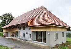 Schaerholzbau Ag 14 0168 Sanierung Bauernhaus Niederg 246 Sgen