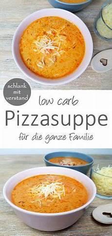 Pizzasuppe Low Carb - pizzasuppe low carb rezept pizzasuppe leckere suppen