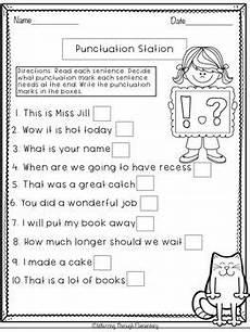 basic punctuation worksheets ks1 20721 free punctuation worksheet for grade 1 punctuation worksheets 1st grade worksheets 2nd