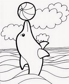 baby dolphins coloring pages foto 2017