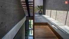 Modern Bali House With Lush Topography modern house in bali incorporates the lush topography into