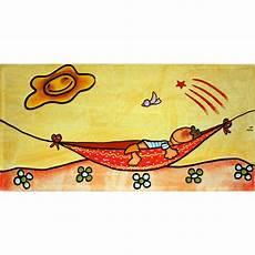 l amaca quadre amb nen descan 231 ant a l amaca somiant independ 232 ncia
