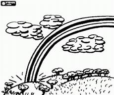 Malvorlagen Regenbogen Am Himmel Ausmalbilder Meteo Malvorlagen 2