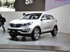 Upcoming Releases 2011 Sportage Sl From Dongfeng Yueda