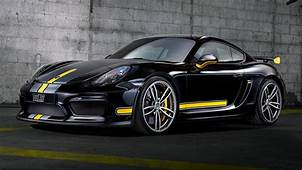 2016 Porsche Cayman GT4 By TechArt  Wallpapers And HD