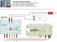 wiring the i2c ina219 zero drift bidirectional current