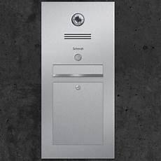 unterputz briefkasten aus edelstahl 350 x 750mm inkl