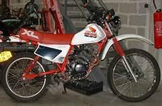 125 xls honda xl125sf l125s honda motorcycle xls 125 125 1985