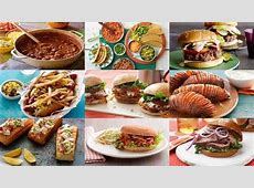 55 All American Family Dinners   Recipes   Food Network UK