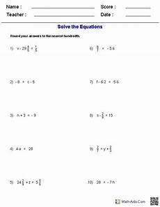 word problems using variables worksheets 11163 21 linear equations in one variable worksheets with answers in 2020 algebra worksheets