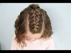 single braid back short hair cute hairstyles youtube