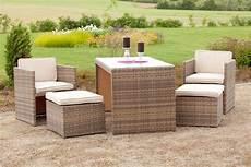 Lounge Möbel Balkon - merxx merano balkonset 11tlg bestehend aus 2 sessel real