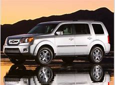 2010 Honda Pilot EX Sport Utility 4D Pictures and Videos