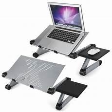 Support De Bureau Ergonomique Pour Ordinateur Portable
