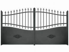 Portail Battant Aluminium Esterel