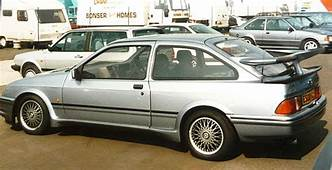 Ford Sierra RS Cosworth  Wikipedia