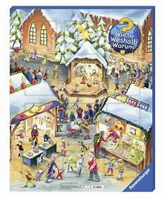 ravensburger adventskalender und weihnachten wir