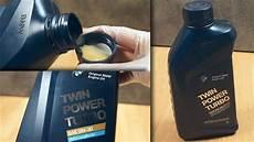 bmw twinpower turbo 0w30 jak wygląda oryginalny olej
