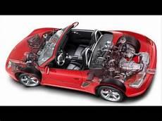 Porsche Boxster Motor