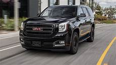 2019 gmc yukon graphite performance edition first test review
