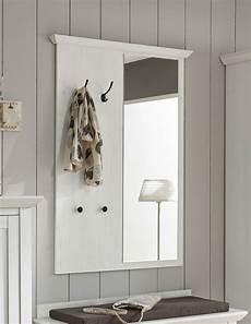 garderobe mit spiegel gardeobenpaneel garderobe mit spiegel westerland 105cm