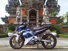 Jupiter Modifikasi by Gambar Modifikasi Motor Yamaha New Jupiter Mx Terbaru