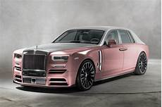 Rolls Royce Phantom From Mansory Offers More Luxury And