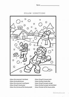following directions worksheets free printable 11690 follow directions worksheet free esl printable worksheets made by teachers