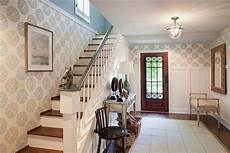 Home Decor Ideas Wallpaper by 25 Gorgeous Entryways Clad In Wallpaper