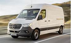 2019 mercedes sprinter priced from 163 24 350 in uk