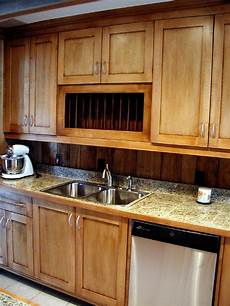 Kitchen Counter Trim by Photo Of A Granite Tile Countertop With A Wood Edge