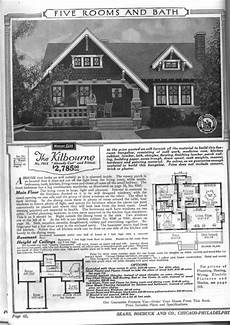 sears bungalows for sale 1921 catalog house plans home