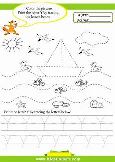 letter a tracing worksheets for preschool 23564 alphabet trace and write 7 alphabet worksheets trace and print let
