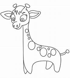 top 20 free printable giraffe coloring pages
