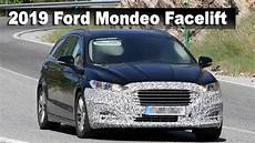 2019 ford mondeo facelift new 2019 ford mondeo wagon facelift