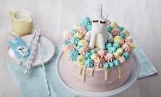 einfaches rezept fuer regenbogen regenbogen einhorntorte rezept s 252 223 e kuchen kuchen