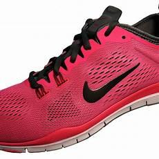 nike wmns free 5 0 tr fit 4 trainingsschuh damen neon pink