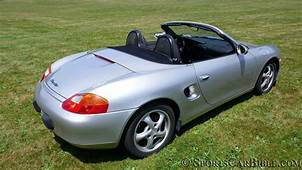 Porsche Boxster 986 Critics Initially Mentioned That The