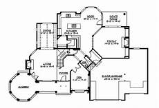 luxury house plan second floor 071s 0001 house sphine luxury craftsman home plan 071s 0003 house plans