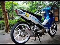Modif Motor Shogun motor trend modifikasi modifikasi motor suzuki